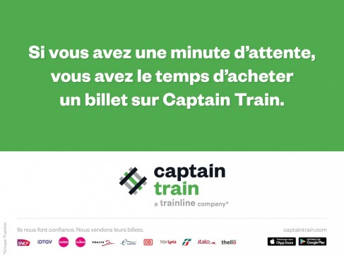 Captain train